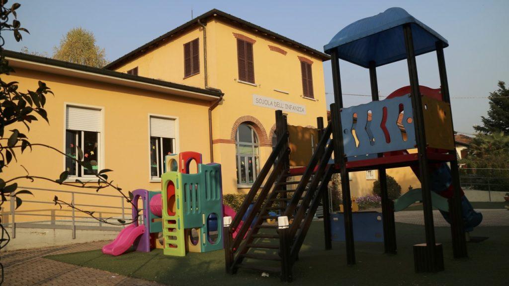 La Scuola dell'infanzia - esterno