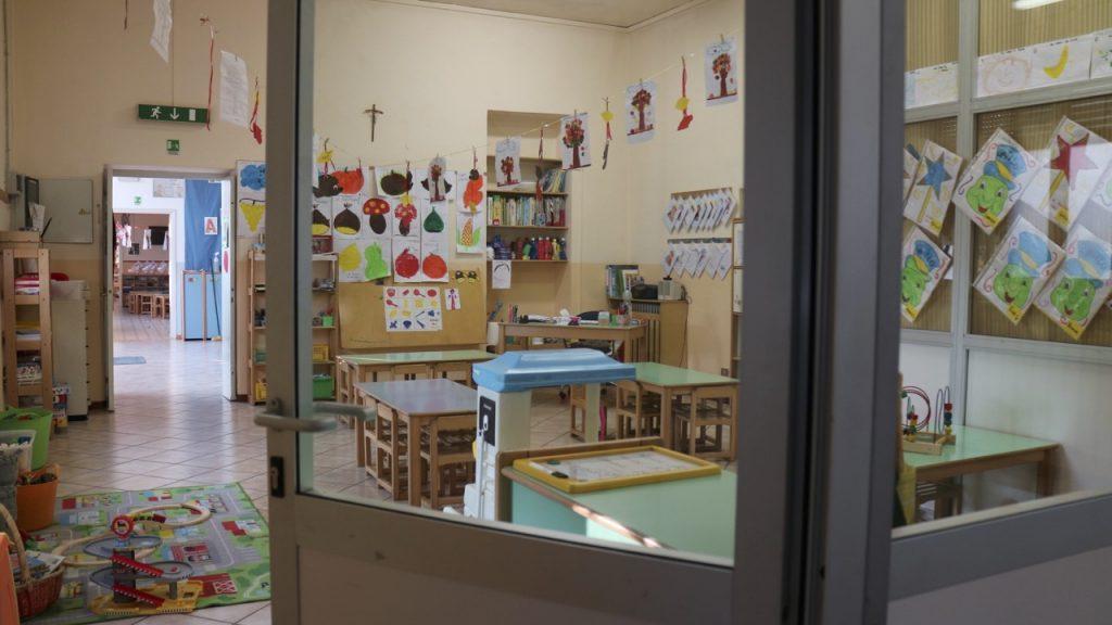 La Scuola dell'infanzia - interno